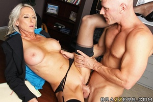 Johnny is pissed when the HR manager Emm - XXX Dessert - Picture 15