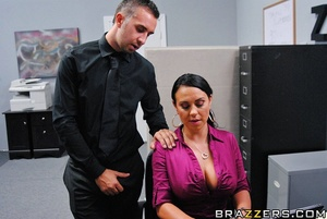 Mariah is tired of her boss Keiran alway - XXX Dessert - Picture 6