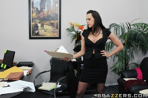 Chanel is a high executive but she keeps - XXX Dessert - Picture 5