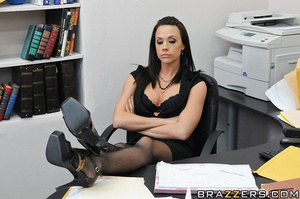 Chanel is a high executive but she keeps - XXX Dessert - Picture 6