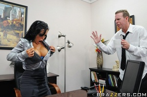 Jenna is tired of her assistant Mark who - XXX Dessert - Picture 5
