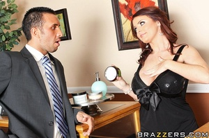 Sophie is working at a local department  - XXX Dessert - Picture 6