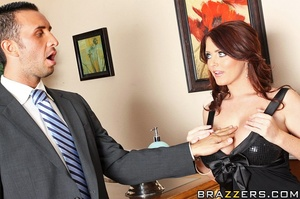 Sophie is working at a local department  - XXX Dessert - Picture 7
