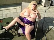 milf curvy taffy spanx