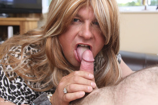 transexual blow jobs jenny