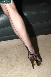 high heels beth morggan