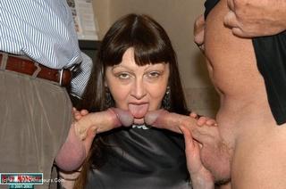 Sexy black milf pussy