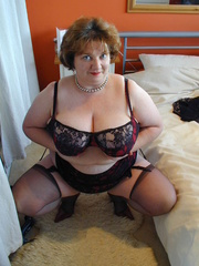 bbw lingerie chris from