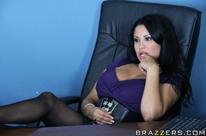 Charles knows his boss Sophia sleeps aro - XXX Dessert - Picture 6