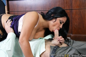 Charles knows his boss Sophia sleeps aro - XXX Dessert - Picture 8