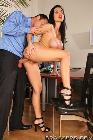 Aletta and James are horny for each othe - XXX Dessert - Picture 10