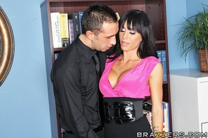 GIa is a corporate spy who has been hire - XXX Dessert - Picture 6