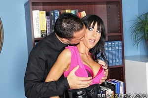 GIa is a corporate spy who has been hire - XXX Dessert - Picture 7
