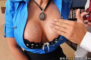 Madison Ivy is head of the marketing dep - XXX Dessert - Picture 7