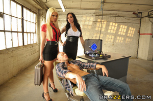 Alexis and Juelz are top-notch extractor - XXX Dessert - Picture 9
