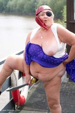 exhibitionist grandma libby from