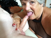 nylons grandma libby from