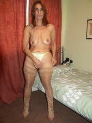 cougar panties jolanda from