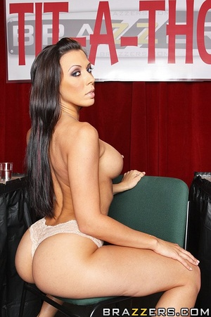 Brazzers is raising money for charity an - XXX Dessert - Picture 3