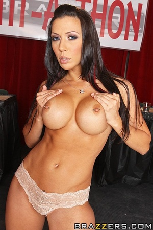 Brazzers is raising money for charity an - XXX Dessert - Picture 4