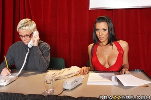 Brazzers is raising money for charity an - XXX Dessert - Picture 5
