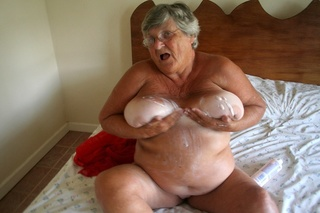 bbw curvy grandma libby