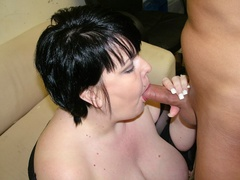 amateur, anal strapon, milf, united kingdom