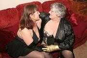 granny lesbian sex grandma