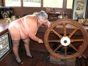 granny flashing grandma libby