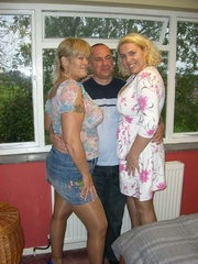 threesomes lesbian sex barby