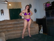 cougar bikini sage from