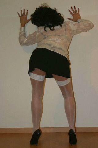 milf stockings german isabel