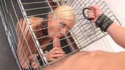 blonde enslaved teen forced