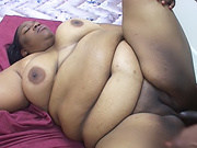 working that black bbw