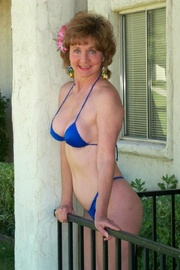 mature classy carol from