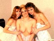 big tits lesbian orgies