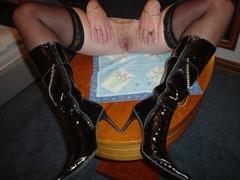 amateur, boots, pvc, united states
