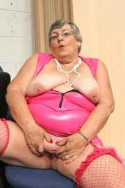 porn Granny libby