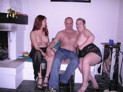 amateur, big tits, milf, pussy licking