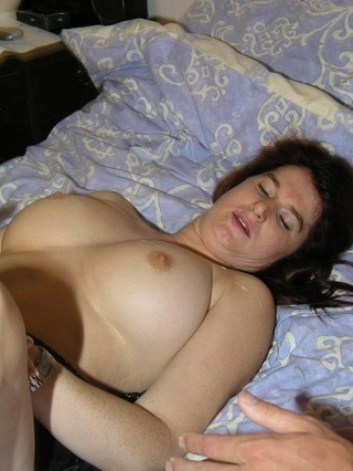 cum-on-tits angel eyes from