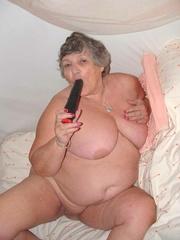 high heels grandma libby