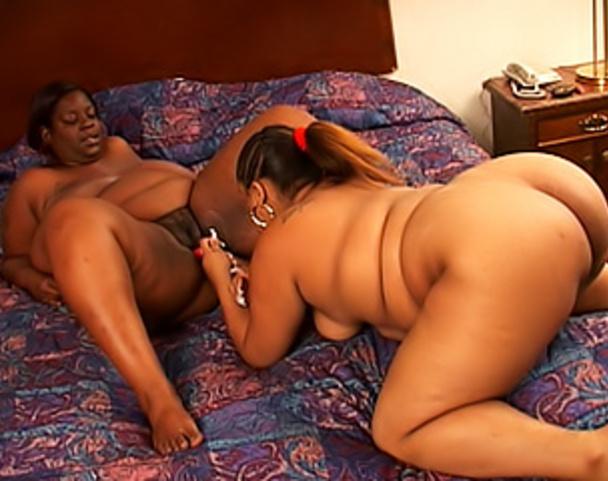 Bbw black mature lesbians