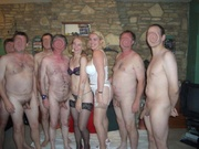 gangbang cougar barby from