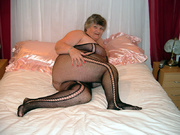 granny pantyhose grandma libby
