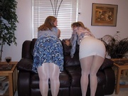 stockings fingering devlynn from