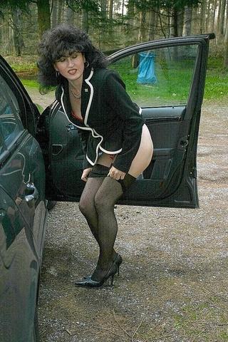 pantyhose german isabel from