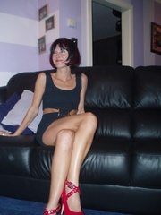high heels fran fun