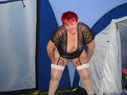 sexy camping