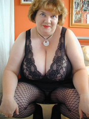 nylons cougar chris from