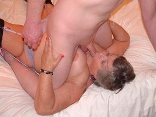 granny deepthroat grandma libby